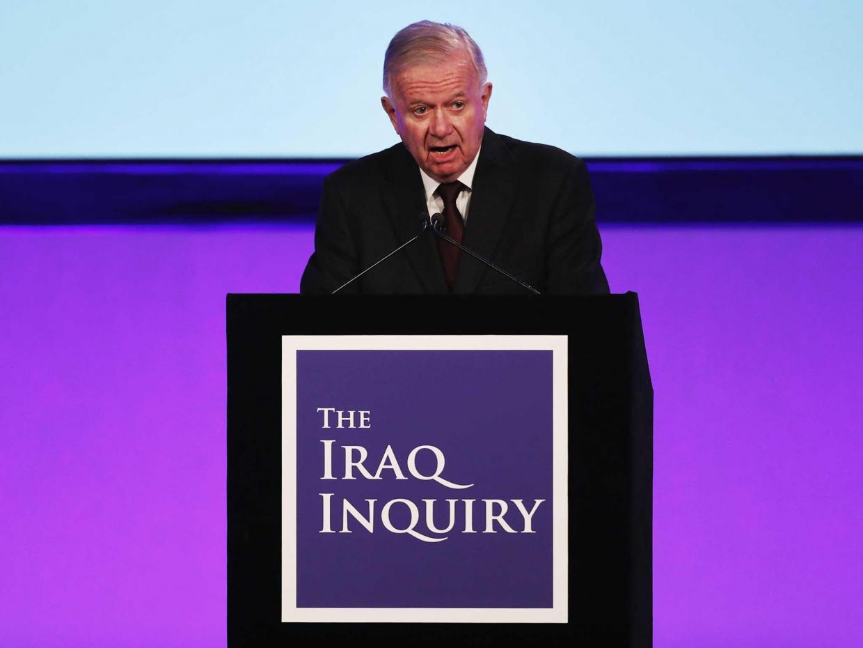 Rapporto Chilcot: Tony Blair non fece il possibile per evitare la guerra. Le informazioni sulle armi di distruzione di massa non attendibili