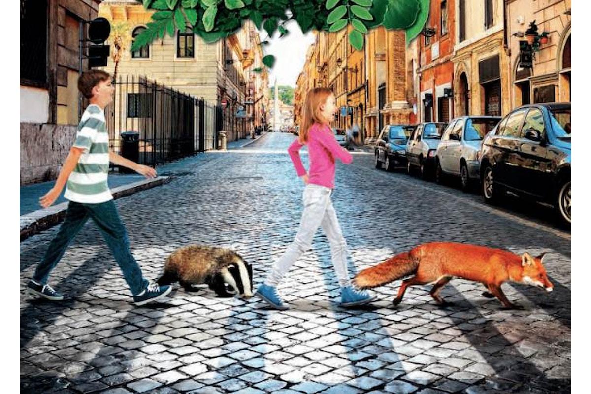 Pubblicato il rapporto del WWF Benessere e natura: città verdi a misura di bambino