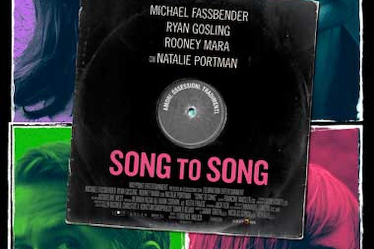 ANTEPRIMA: Song to Song di Malick stasera in SalaBio a Milano e da domani in tutti i cinema