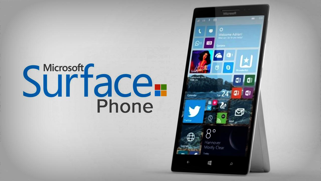 Microsoft Australia annuncia il Surface Phone su Twitter ?   Surface Phone Italia