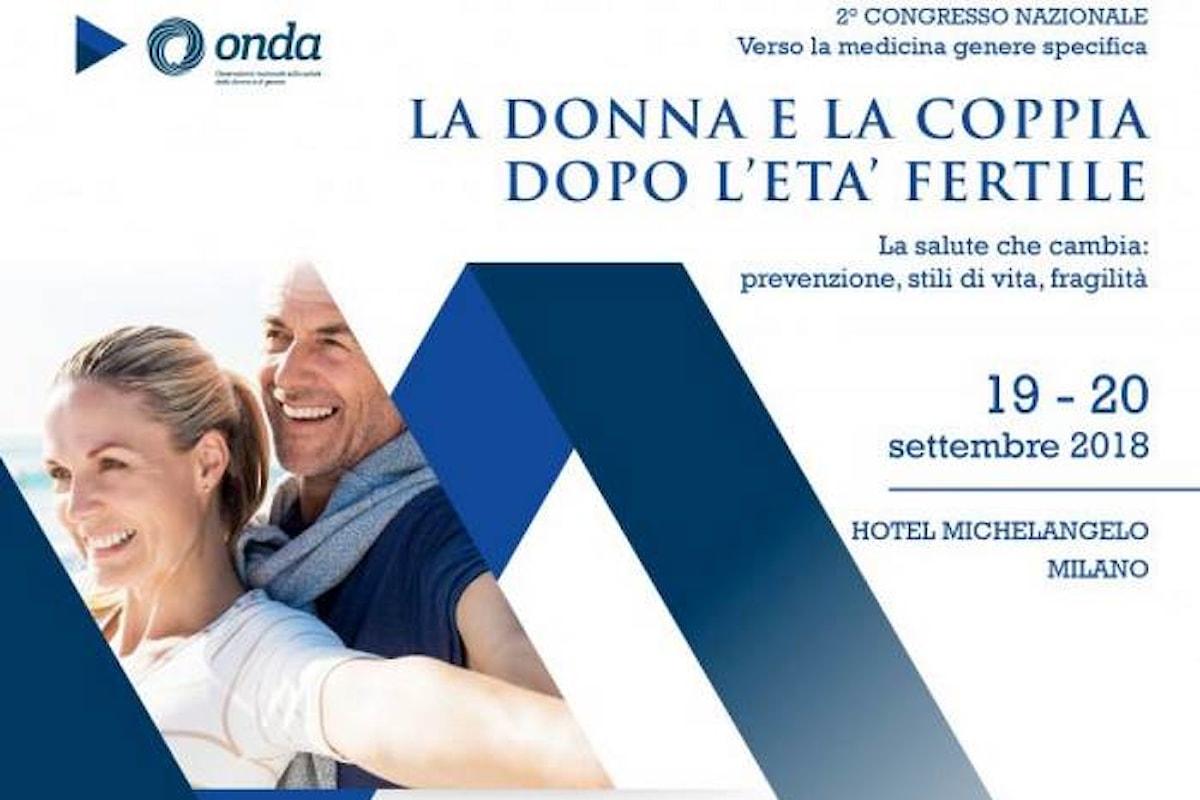 Al centro del 2° congresso nazionale Onda l'importanza del sonno nella donna e nella vita di coppia