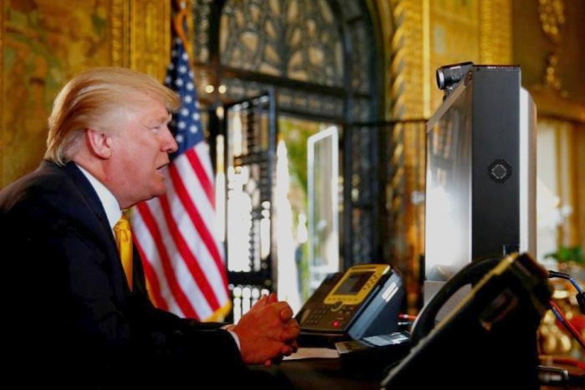 Nel giorno del ringraziamento Trump ha svelato alle truppe Usa il perché rischino la vita in Afghanistan e in Iraq