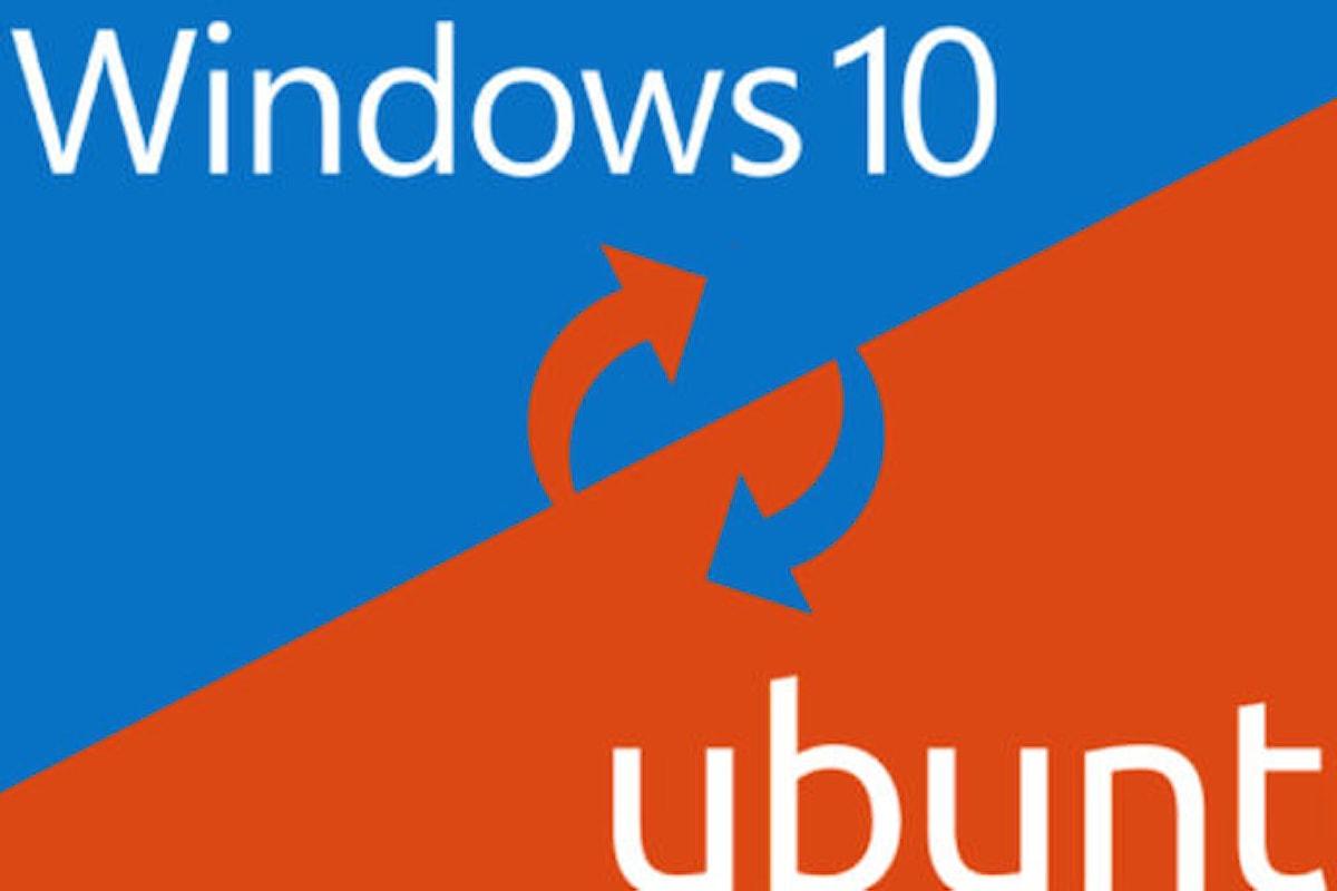 Come installare programmi Linux su Windows 10   Surface Phone Italia