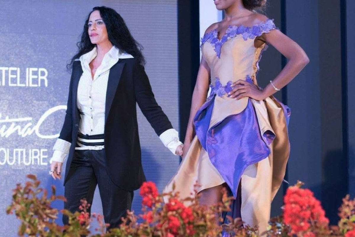 Sanremo 2018 Fashion Music. L'intervista a Valentina Giura
