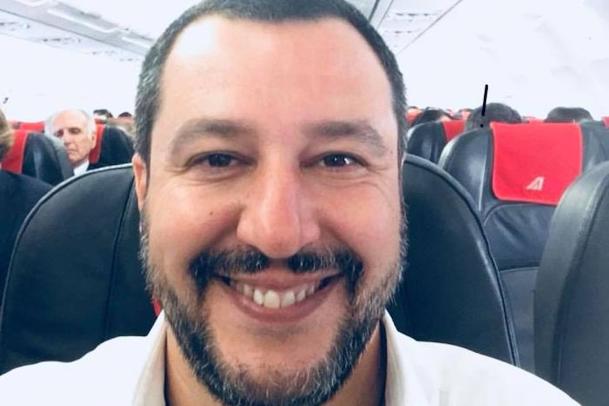 Matteo Salvini social