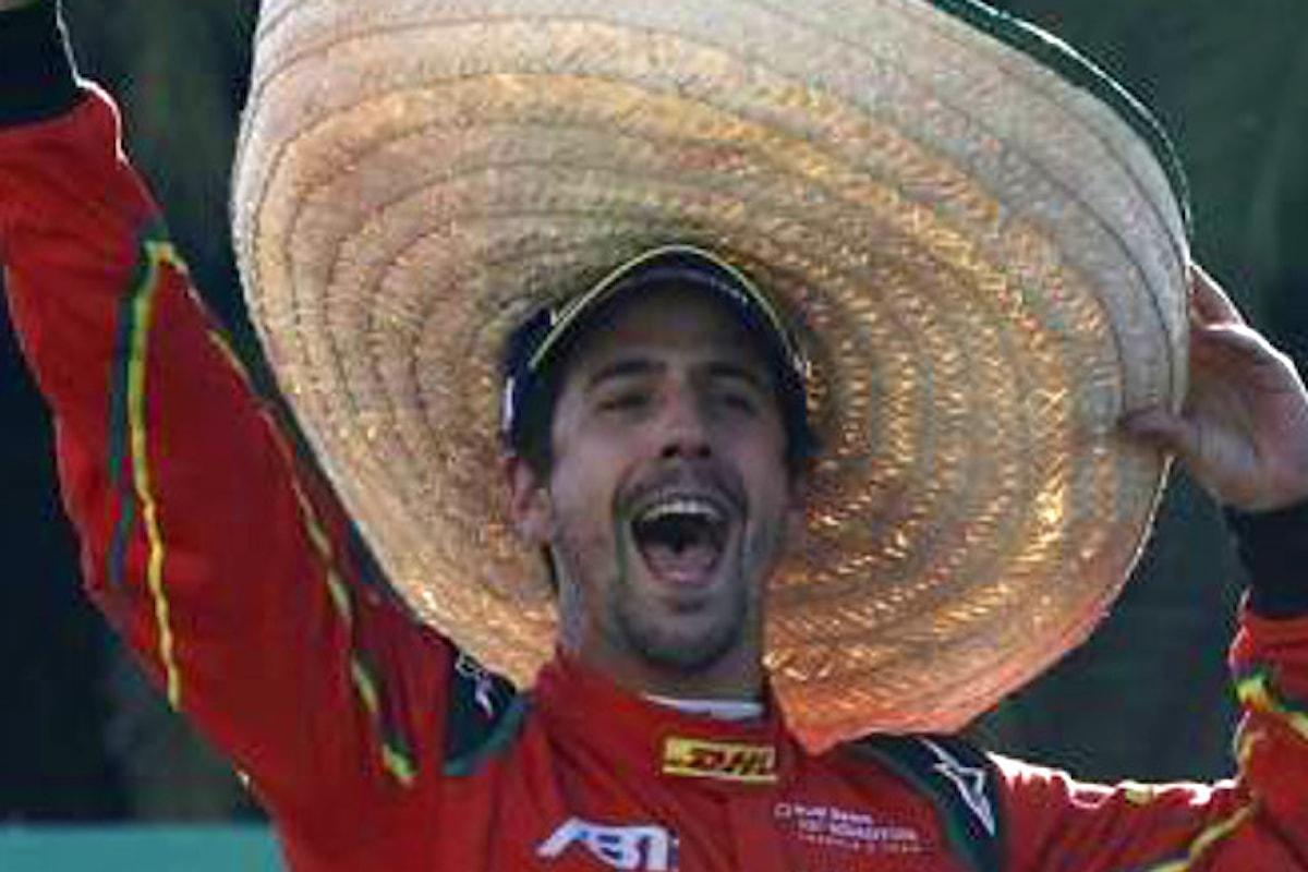 Formula E Messico: Di Grassi vince su Vergne e Bird