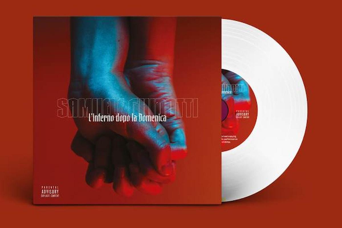 """""""L'inferno dopo la domenica"""" è il nuovo disco solista di Samuele Ghidotti"""