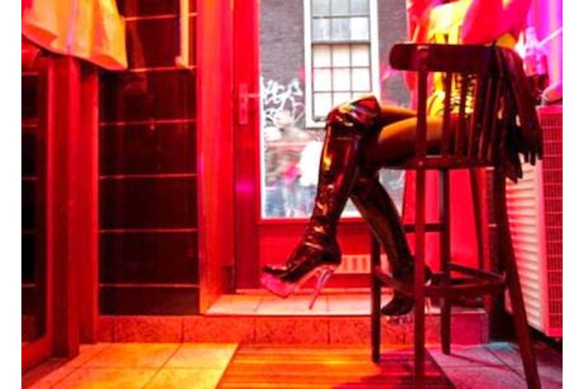 Prostituzione, 2 denunce nel salernitano