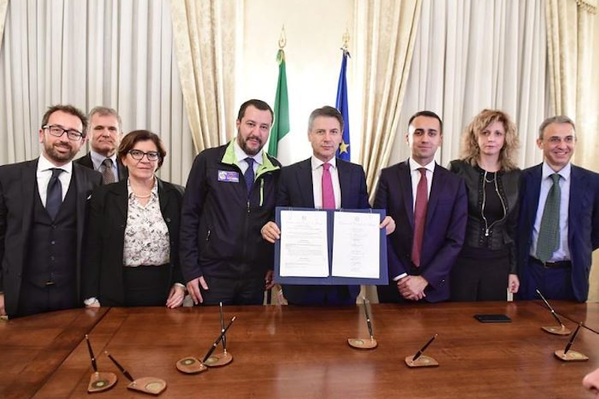 Niente inceneritori in Campania e Salvini diserta la conferenza stampa per il Protocollo sulla Terra dei fuochi