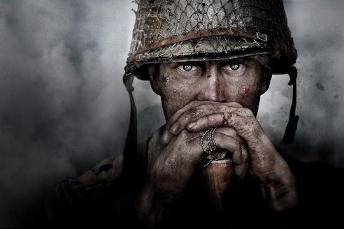 Call of Duty ritorna alla Seconda Guerra Mondiale. Quel che sappiamo su COD WWII