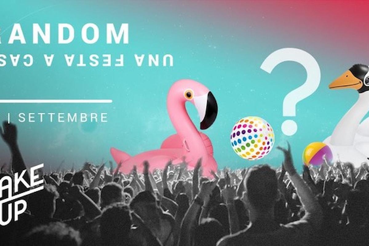 9/9 Random una festa a caso @ Wake Up, Mondovicino - Mondovì (CN)