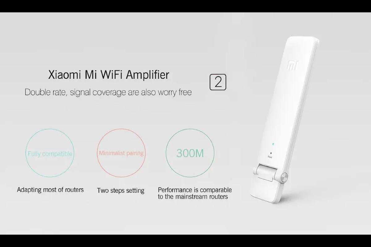 Recensione dello Xiaomi Mi WiFi 300M Amplifier 2: un piccolo gadget per estendere il segnale e la copertura WiFi