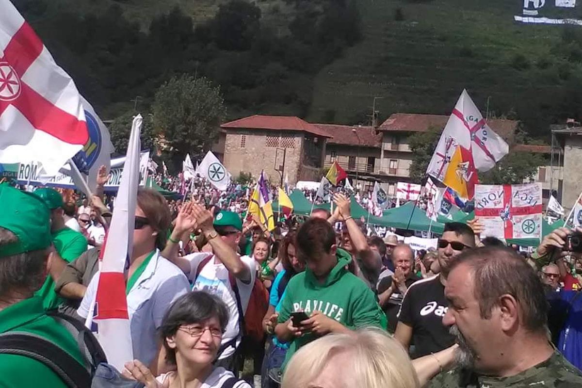 Martedì 27 settembre la Lega Nord sezioni Vecchiano/San Giuliano Terme al Tower Plaza a Pisa
