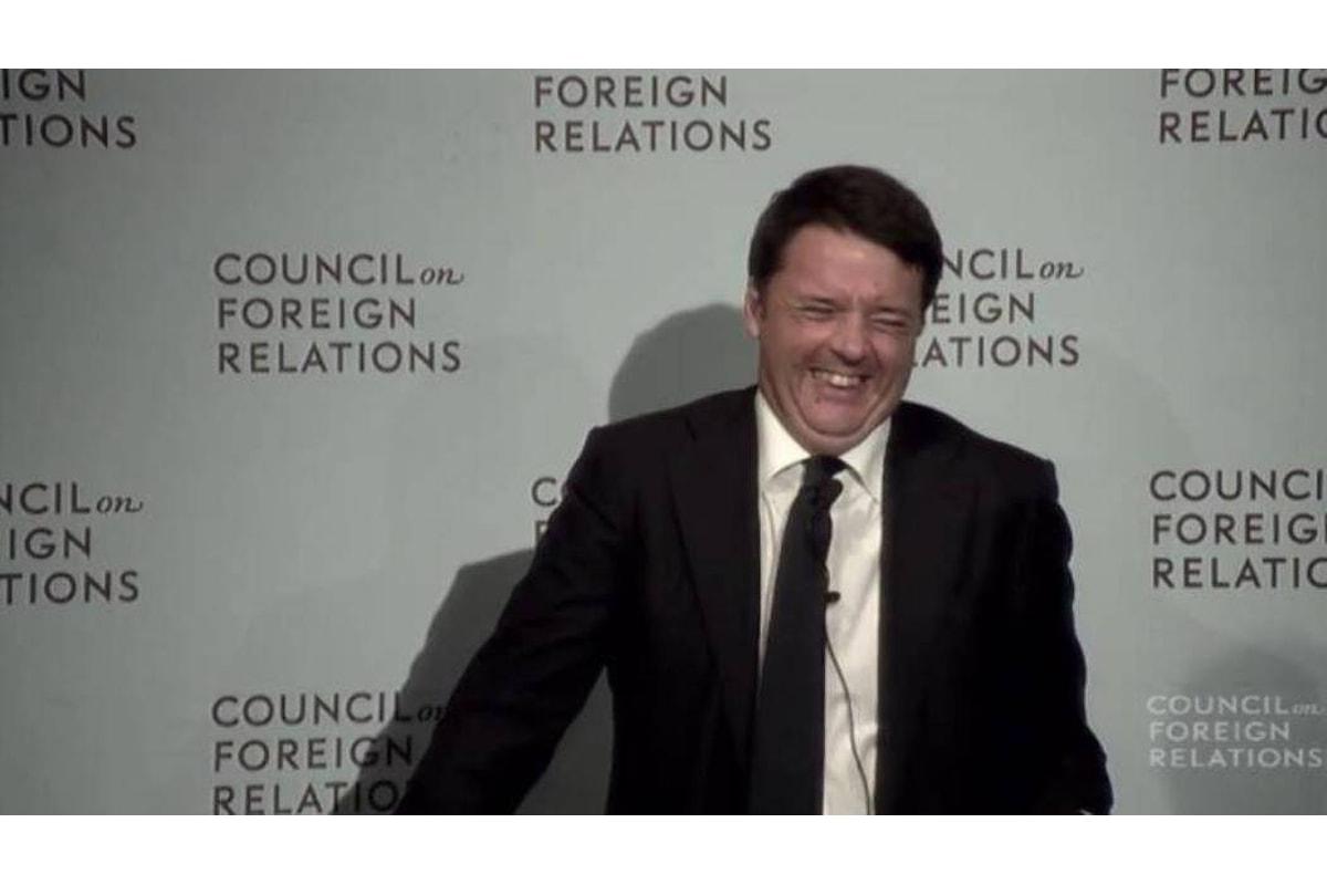 Renzi sta diventando insopportabile anche all'interno dello stesso Pd
