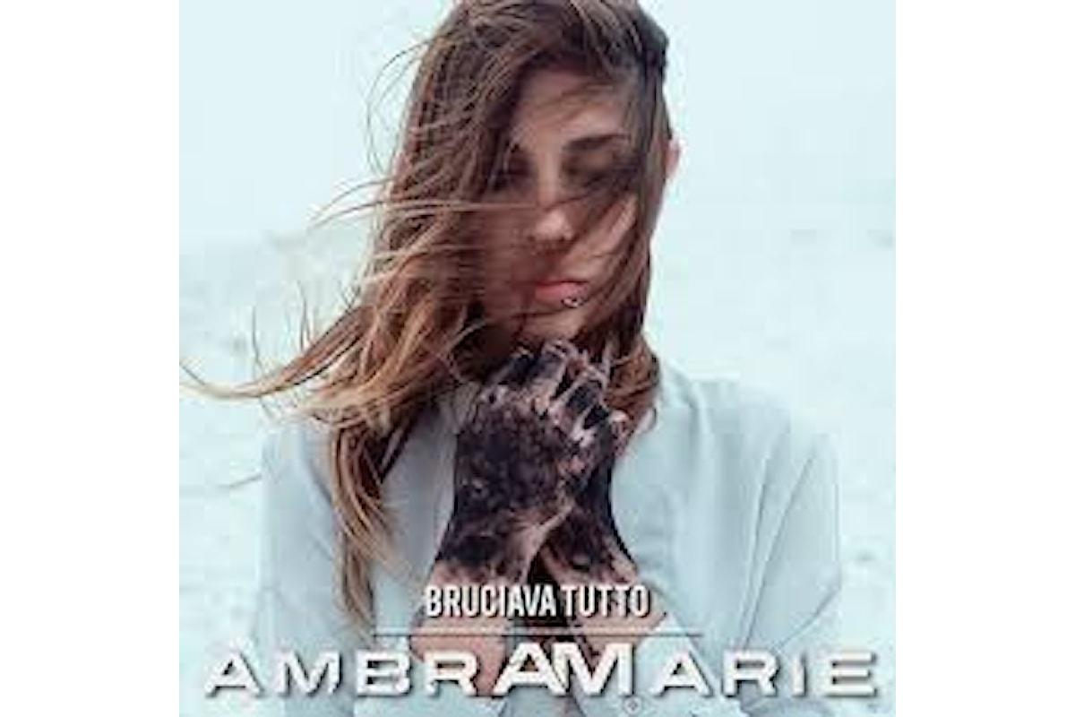 Diversa il nuovo singolo di AmbraMarie