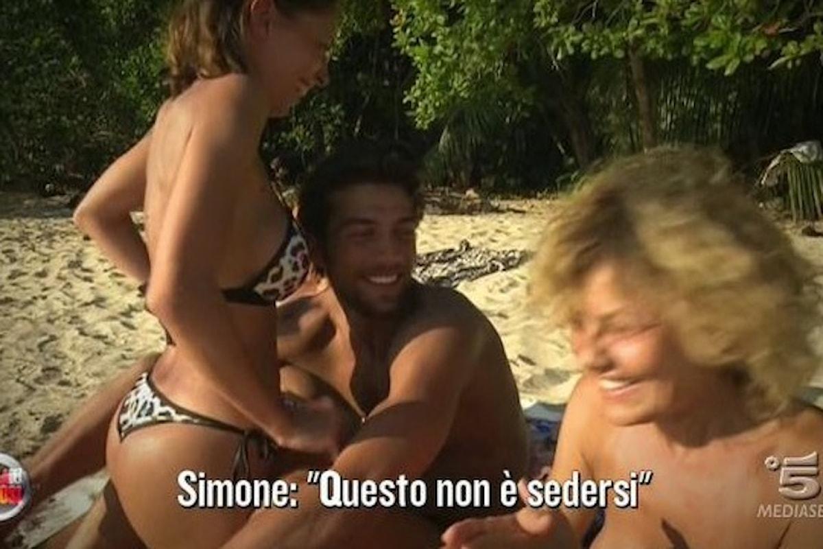Malena e Moreno hanno fatto sesso su l'isola dei Famosi?