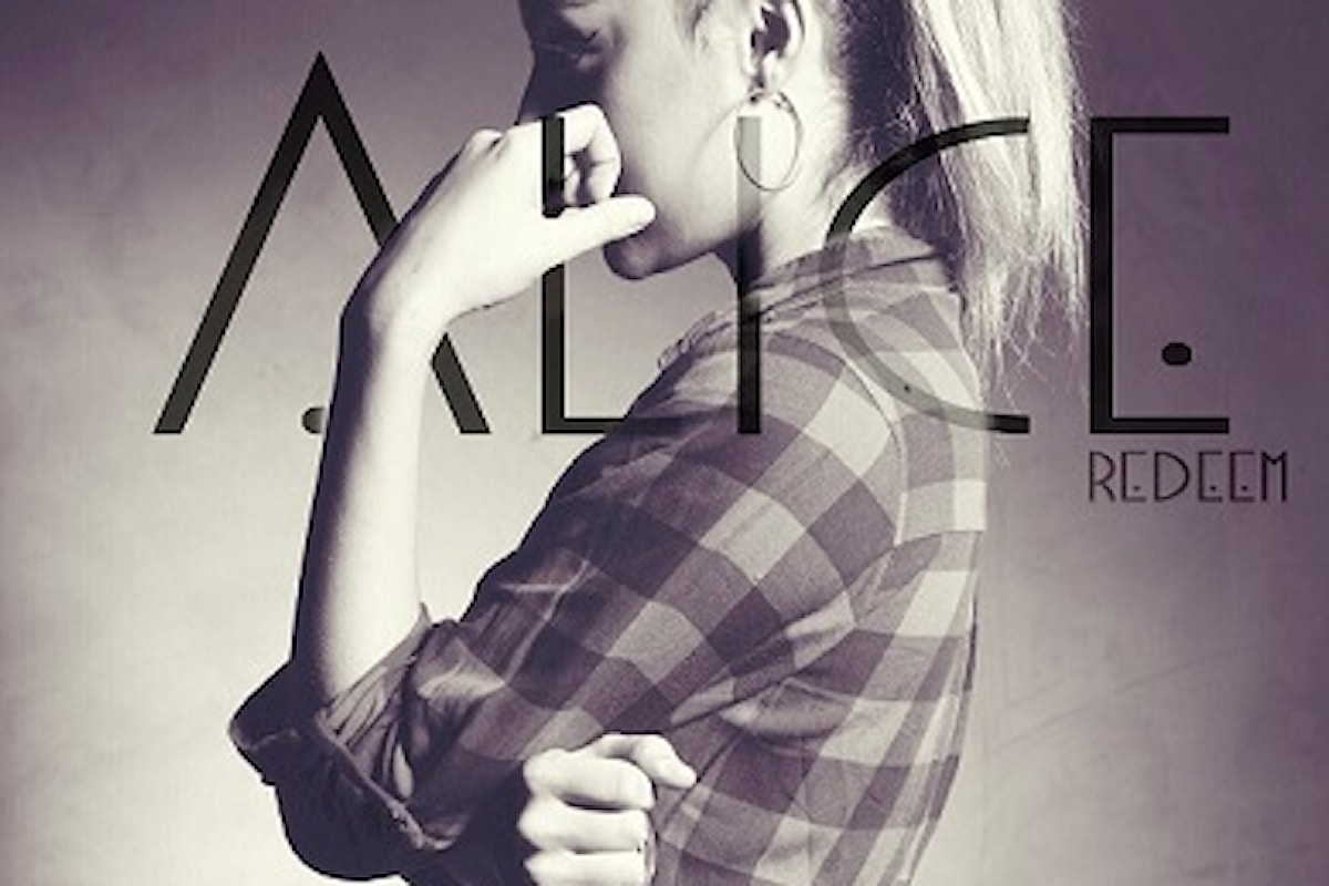 ''Redeem'' in radio il nuovo singolo Warner di Alice