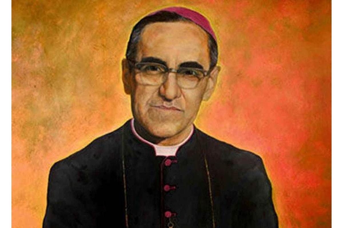 In piazza San Pietro, domenica 14 ottobre Papa Francesco proclamerà santo Oscar Romero