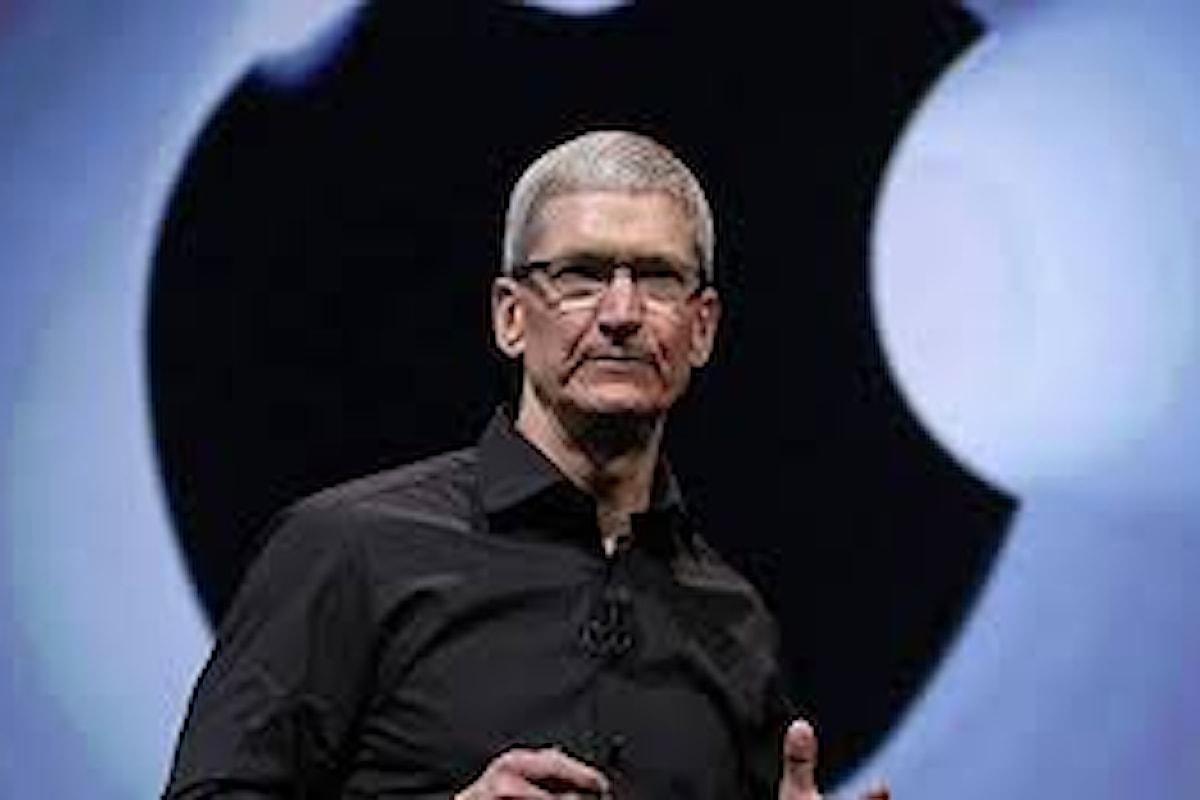 Trimestrale Apple: Rallenta iPhone