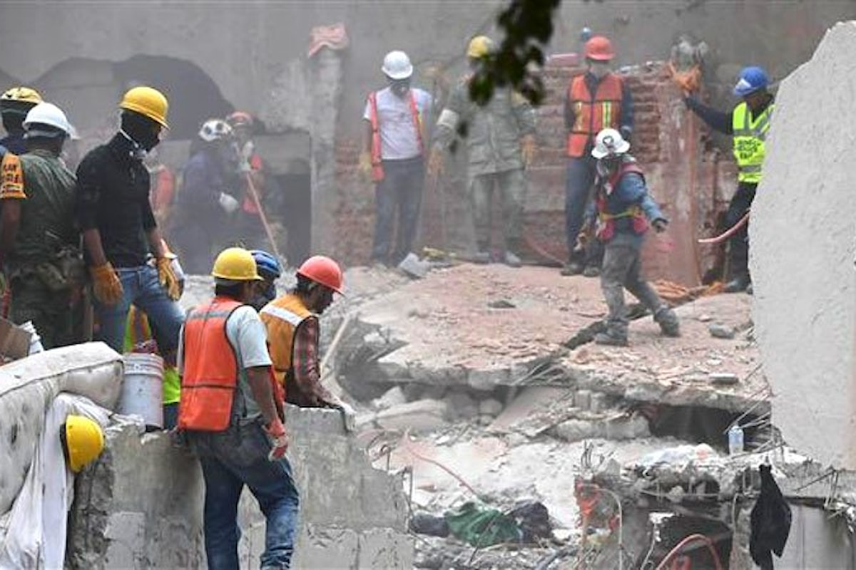 L'Unicef lancia un allarme per le scuole in Messico, 5.100 quelle danneggiate o distrutte