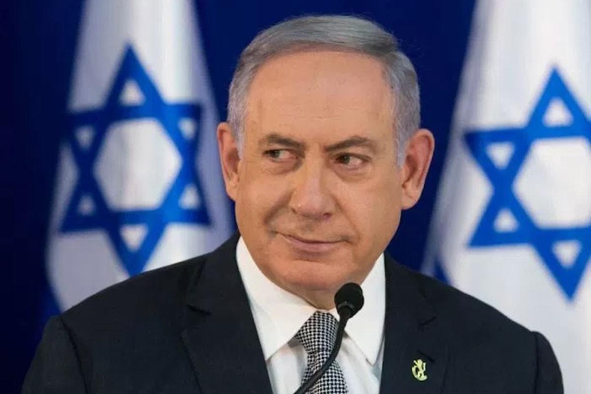 La polizia israeliana accusa Benjamin Netanyahu di essersi fatto corrompere