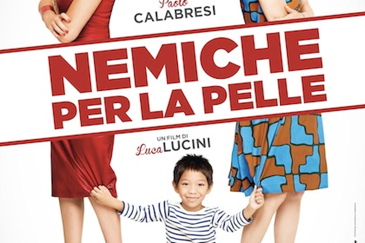 La frizzante commedia NEMICHE PER LA PELLE con Margherita Buy e Claudia Gerini