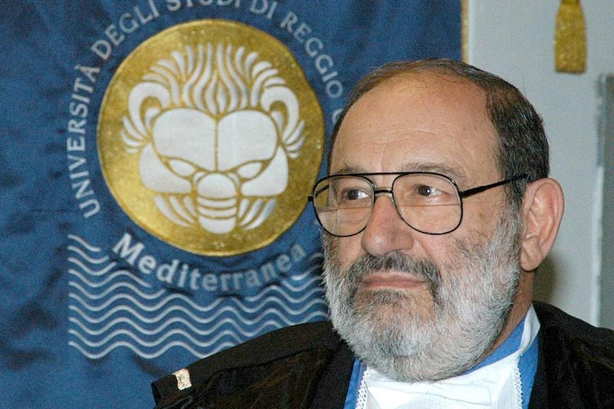 Umberto Eco è morto a Roma all'età di 84 anni