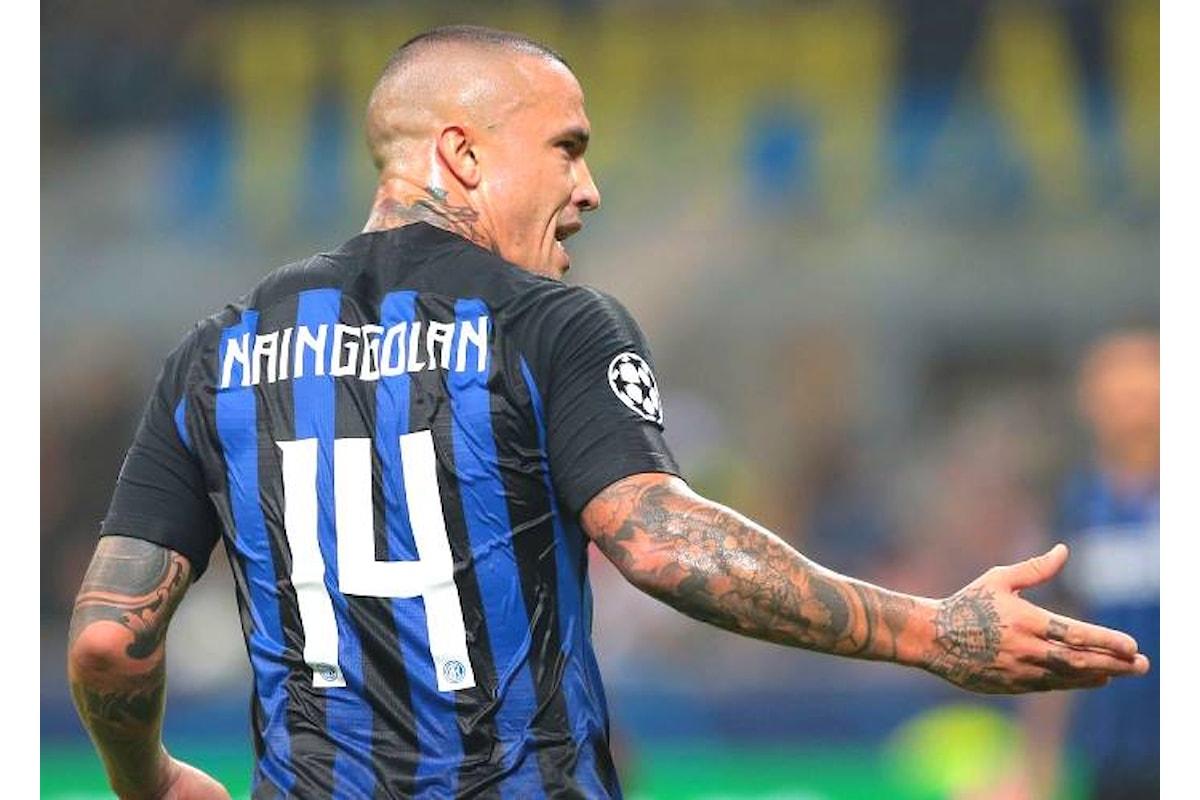 L'Inter sospende Radja Nainggolan per motivi disciplinari