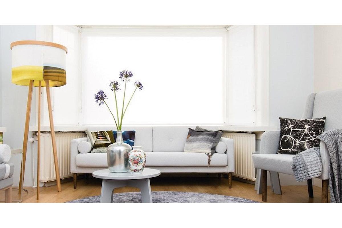 Trasforma la tua casa con le tende moderne