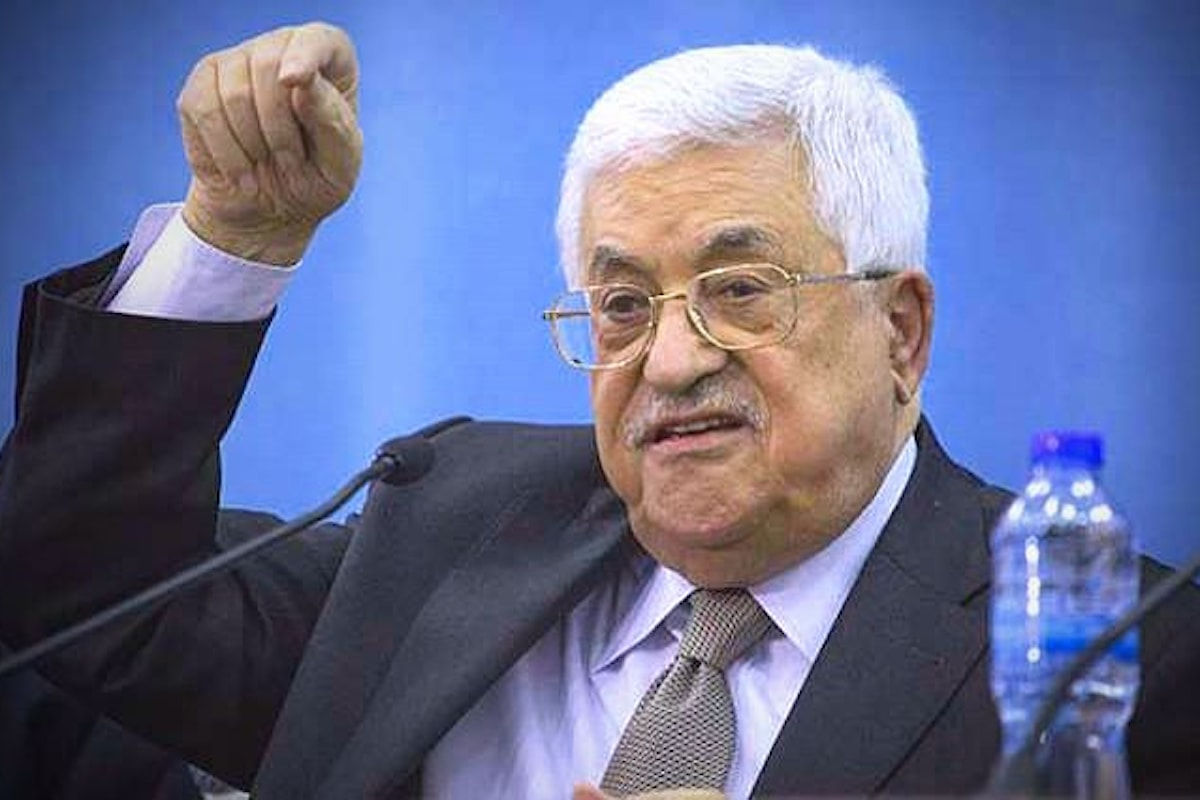 L'OLP dichiara sospesi gli accordi di pace con Israele, a partire da quello di Oslo