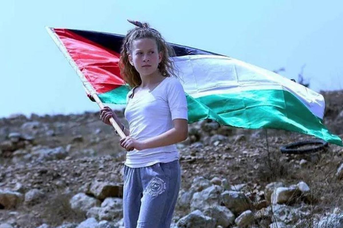 Ahed Tamimi, simbolo della resistenza palestinese, sarà processata a partire dal 31 gennaio. Rischia fino a 10 anni di carcere