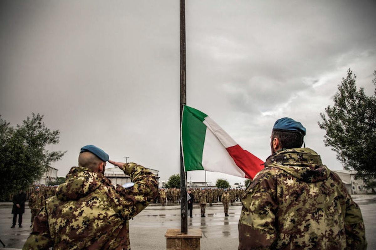 Libano, l'Ordinario Militare in visita al contingente italiano per la Santa Pasqua