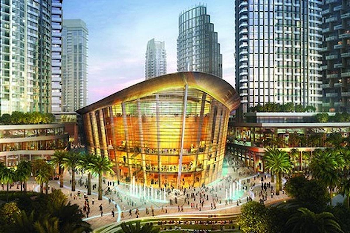Apre a Dubai un teatro dell'Opera gigantesco