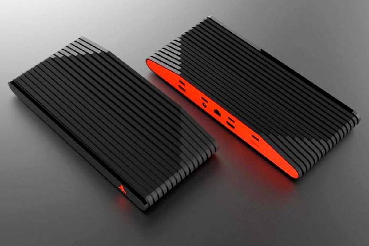 Atari torna nel mercato delle console per videogiochi