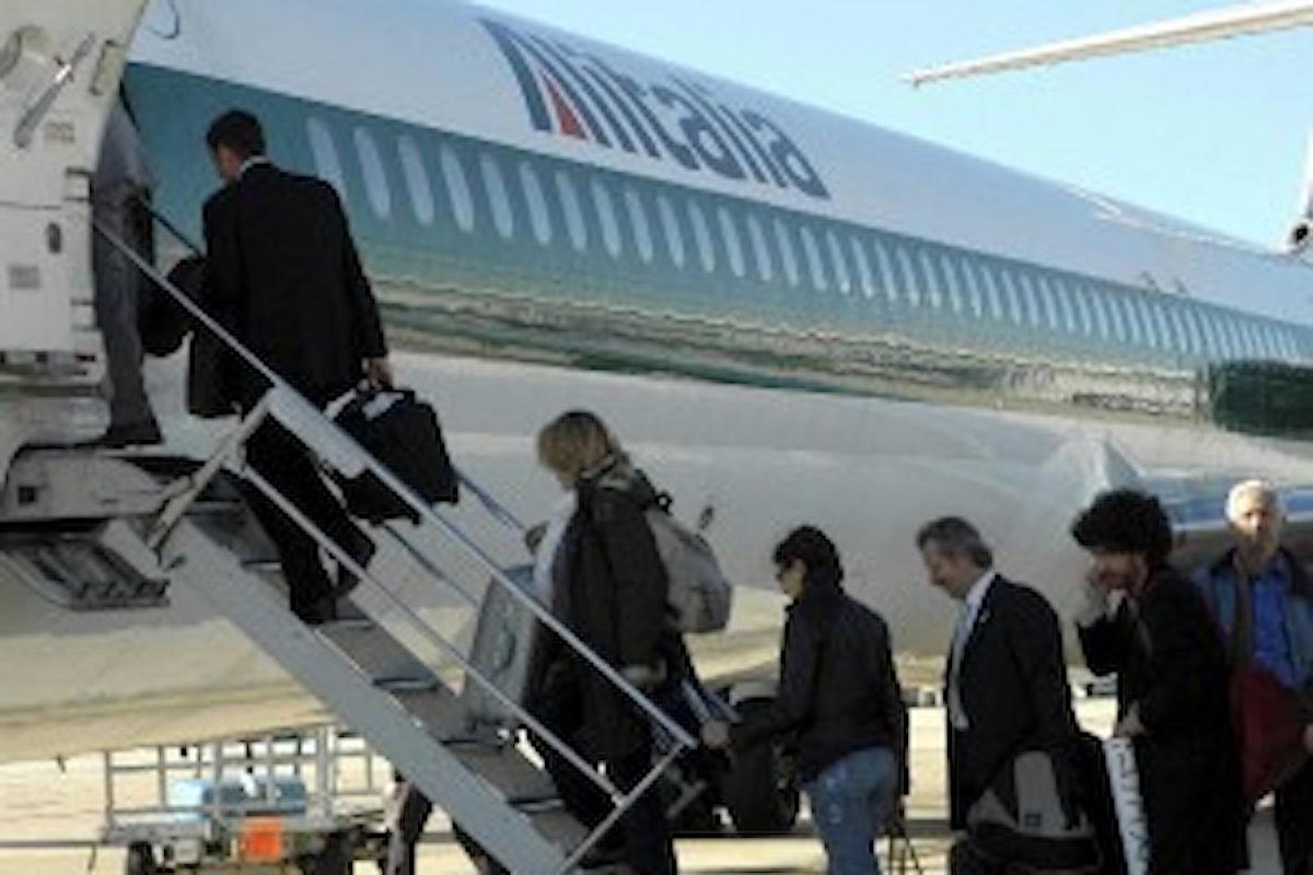 REVOCATO LO SCIOPERO - Oggi voli regolari