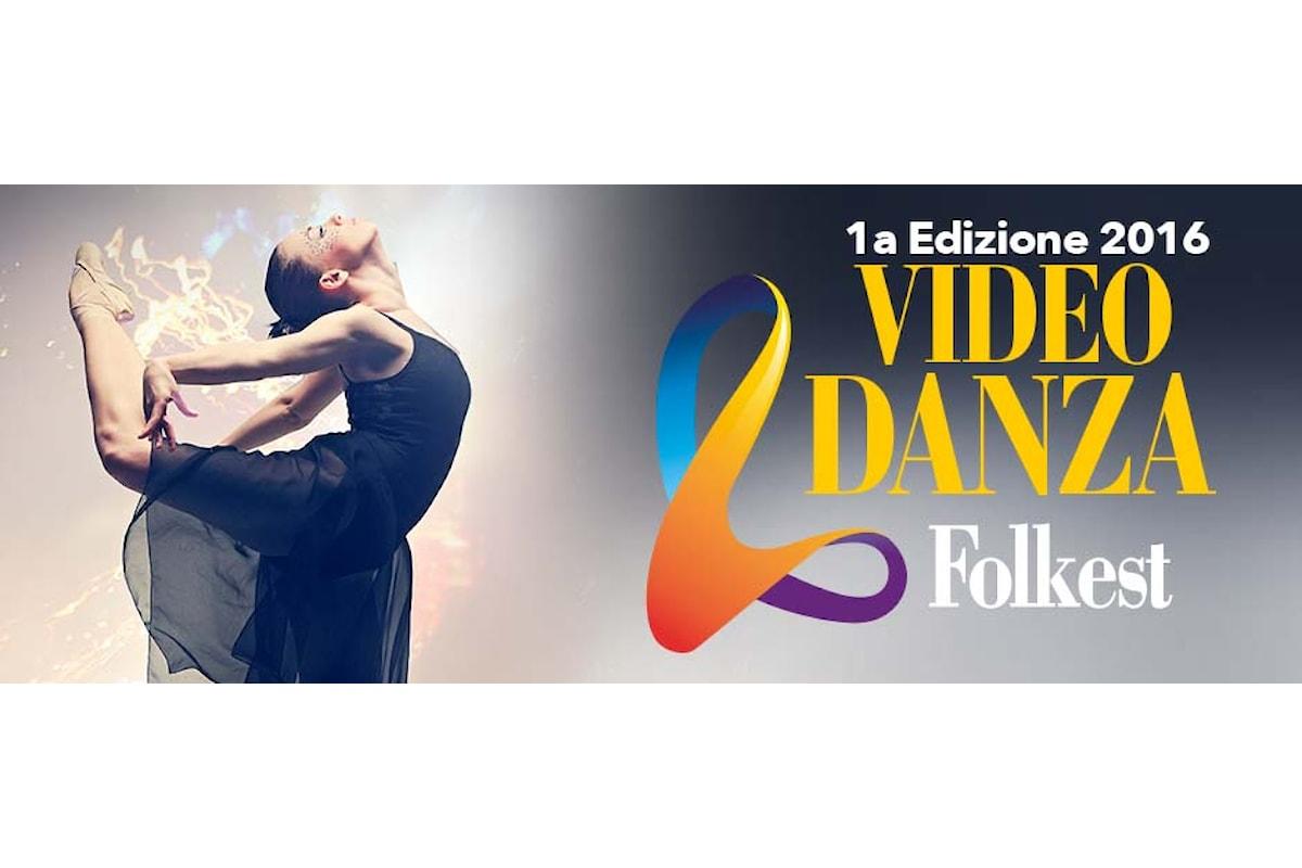 Video&Danza@Folkest2016 sul palco del Candoni di Tolmezzo. Folkest incontra il cinema e la danza