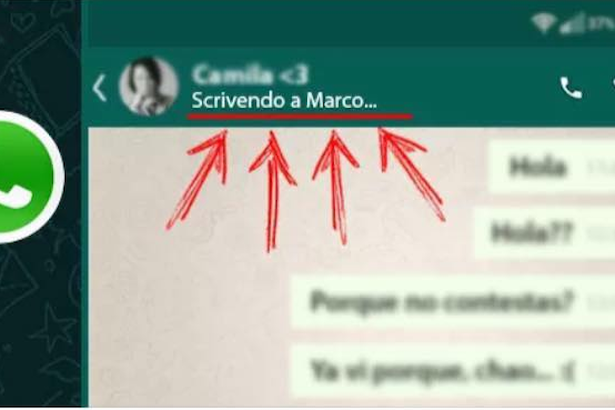 Come Spiare una Conversazione su Whatsapp