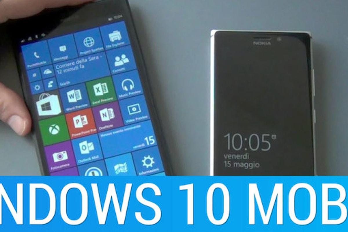 Windows 10 mobile alza i requisiti - scopri quali sono | Surface Phone Italia