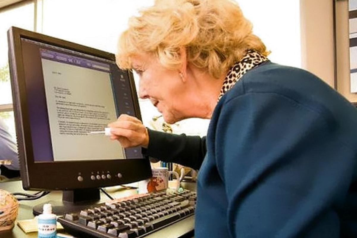 Il lavoro in Italia è riservato soprattutto agli anziani