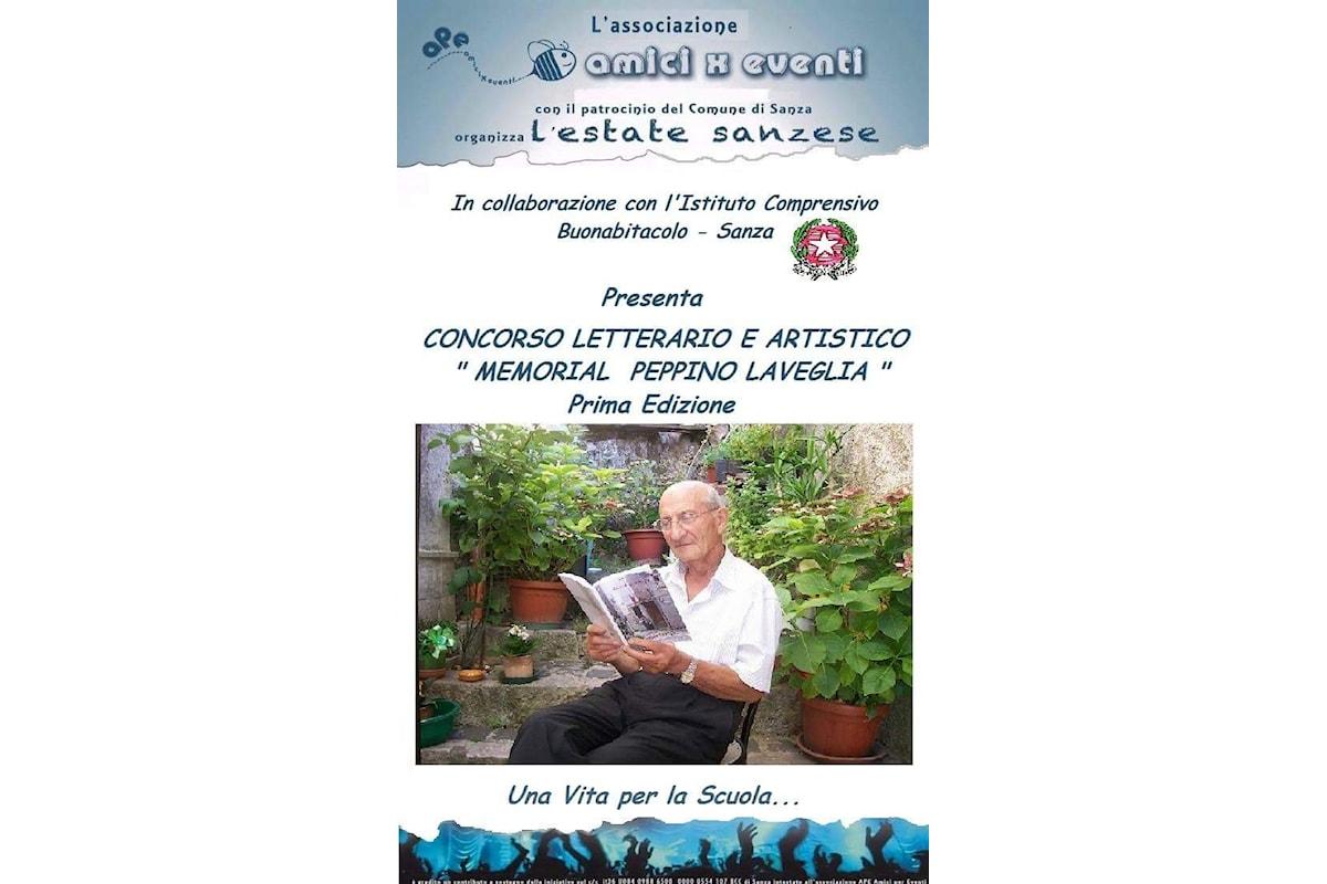 Sanza (Sa): la prima edizione del Memorial Peppino Laveglia