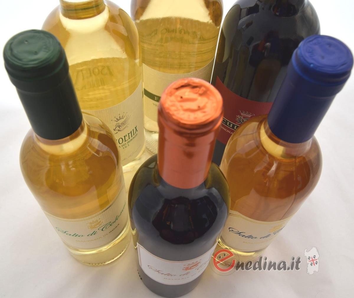 La Malvasia di Bosa con i suoi profumi e aromi nei vini Salto di Coloras