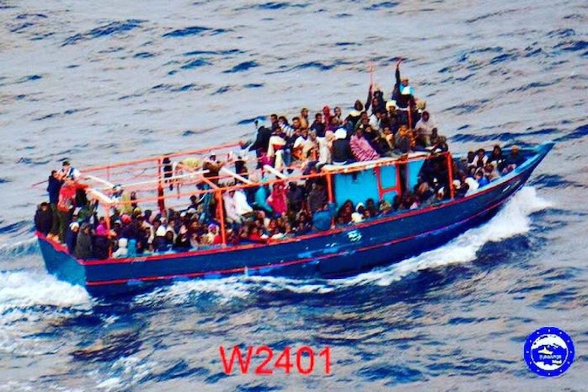 Salvini, di nuovo, accusa Malta di aver abbandonato un barcone di migranti lasciandolo proseguire verso l'Italia