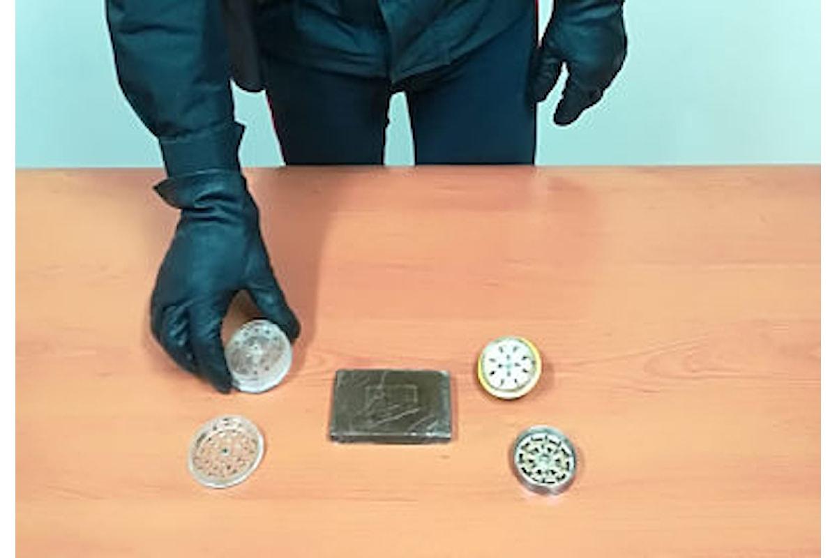 Sala Consilina (SA): detenzione di droga, due giovani in manette