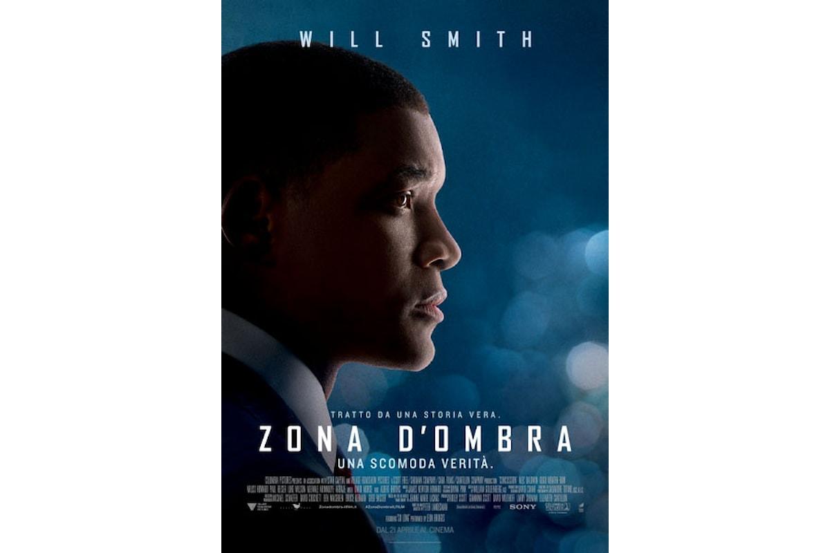 Recensione del film Zona d'ombra (Concussion) con Will Smith