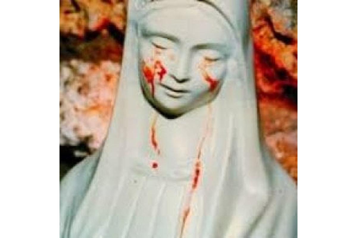 La Madonna di Civitavecchia non è un falso, il regista Ammaniti querelato.