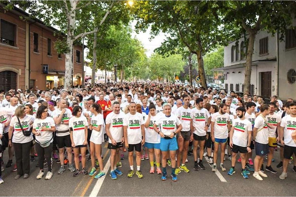 La Run 5.30. Una tradizione per Modena e per Banca Interprovinciale