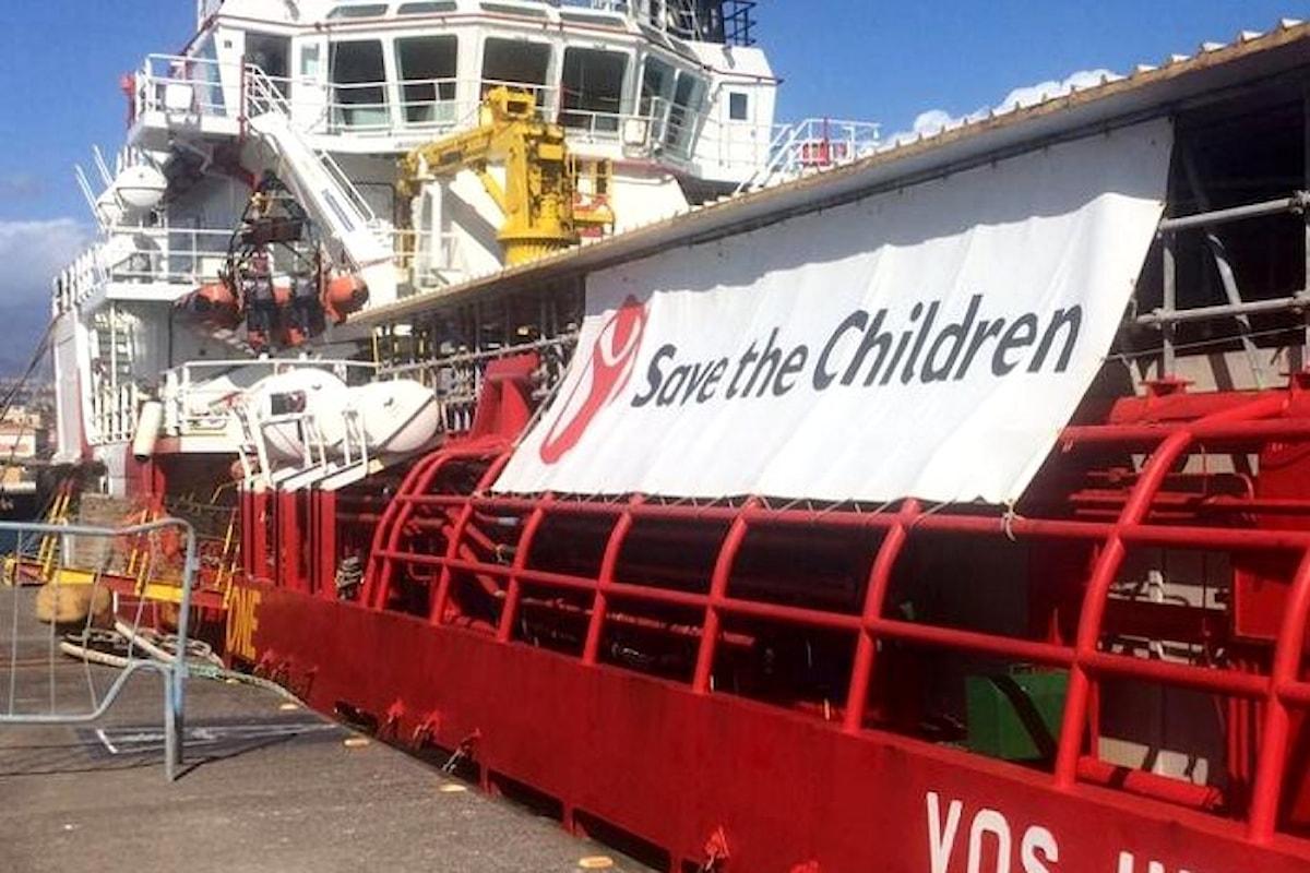 Procura di Trapani: nessuna indagine su Save the Children
