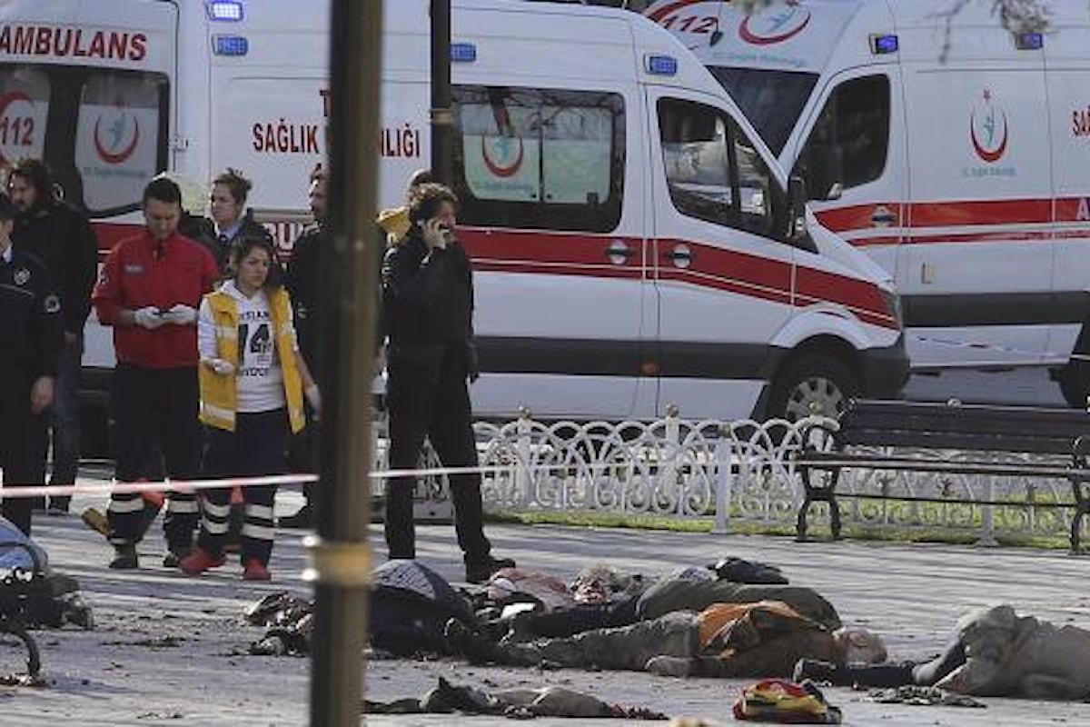 Arrestati tre Russi dopo l'attentato di Istanbul