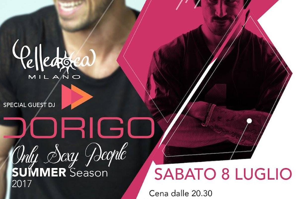 Pink Nights e Luca Dorigo @ Pelledoca Milano: tante belle sorprese per le ragazze