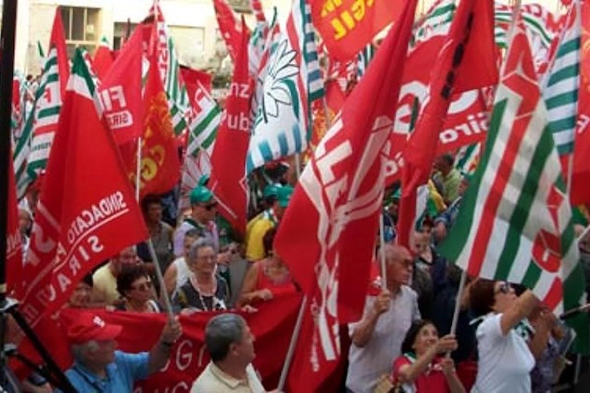 Cgil, Cisl e Uil verso lo sciopero generale contro la legge di Bilancio 2018?